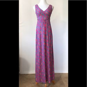 Lilly Pulitzer Hold Your Horses Sloane Maxi